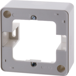 10290069 Frame Surface Mount,  White 1-Gang