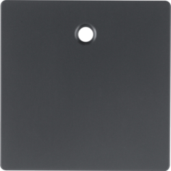11466086 Centre Plate for Pullcord Anthracite