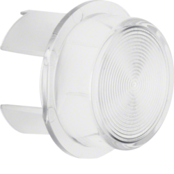1280 Clear transp. cover for pilot lamp E10