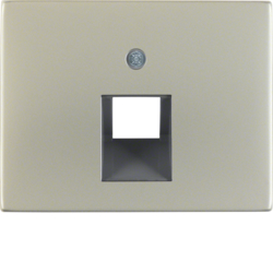 14077004 CENTREPLATE FOR FCC S/OUTLET