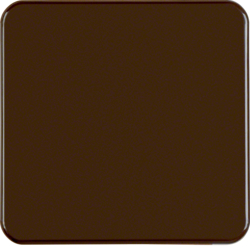 155001 Rocker Splash-protected flush-mounted IP44, brown glossy