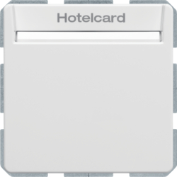 16406099 Hotel card switch electronic Q.x polarwh