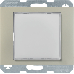 29517004 Segnale luminoso a LED,  RGB BERKER K.5