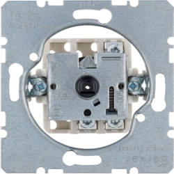 3841 Rotary switch for shutters inserts