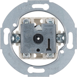 389300 Rotary Switch 2-Pole On/Off 1930 Glass