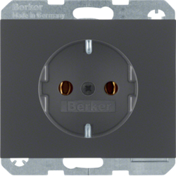 41157006 SCHUKO S/outlet plug-in terminal-K.1 ant
