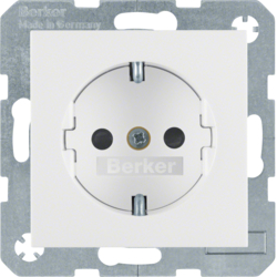 47231909 SCHUKO s/outlet -S.1/B PW