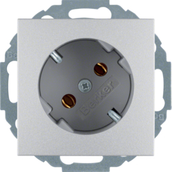 47271404 SOCKET OUTLET B1 ALU