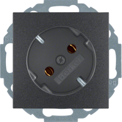 47271606 SOCKET OUTLET B1 ANTHRACI