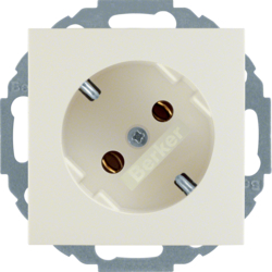 47278982 SOCKET OUTLET B1 PW