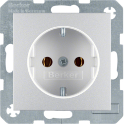 47431404 SOCKET OUTLET B1 ALU