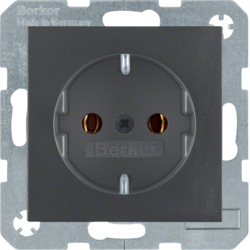 47431606 SOCKET OUTLET B1 ANTHRACI