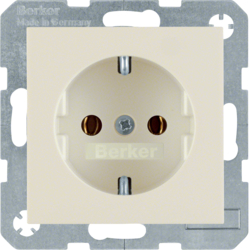 47438982 SOCKET OUTLET B1 PW