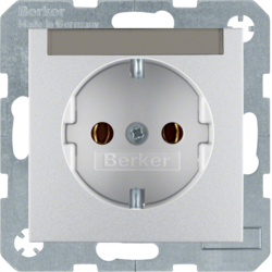 47501404 SOCKET OUTLET B1 ALU