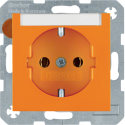 47508907 SOCKET OUTLET B1 RED