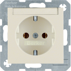 47508982 SOCKET OUTLET B1 RED