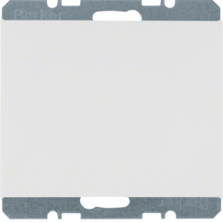 6710457009 BLANK PLATE ARSYS BROWN