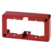 10300062 Frame Surface Mount,  Red 2-Gang