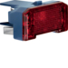 1687 LED unit for switches/push-buttons Light control,  blue