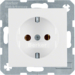 41431909 SOCKET OUTLET S.1/B.1 PW