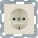 47238982 SOCKET OUTLET B1 PW