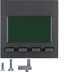 75860085 Info-Display antracite opaco